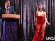 Fucking for charity with a very expensive whore