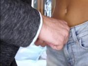 Horny Cocksucker Molly Manson gives bj and receives cre