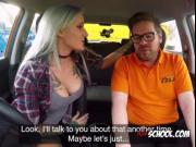 Hot Babe Alexxa Vice Blows Hung Driving Examiner