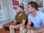 House of taboo hd first time Army Boy Meets Busty Stepm