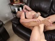 Aggressive blowjob That was when Bruno instantly ripped