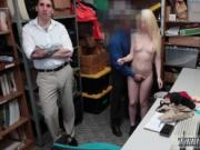 Office milf masturbation Attempted Thieft
