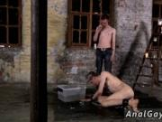 Briefs boys bondage gay Chained to the warehouse floor