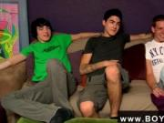 Twink movie of Watch what happens when we turn a camera