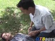 Latino amateur twink Damian gets slammed hard by Emanue