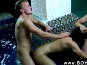And nasty gay porn playboy Jacob howls with anguish and