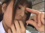 Asian babe has public sex jav 10 by PublicJapan