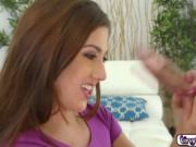 Newbie Gets Nailed starring Addison Rich