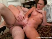 Making Her Choke Before I Cover Her Ass With Spunk