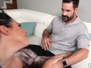 Angela found the perfect cock to fuck