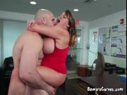 Bombshell Brandy Talore Gets Her Pussy Rammed