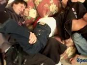 Slave teen boy spanking video gay porn Skater Spank War