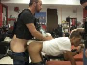 Nude police porn sex movie gay and blow job Robbery Sus
