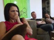 Vietnam teen and brunette glass dildo webcam Mommy Love