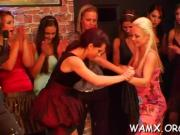 Scenes of lesbian messy porn