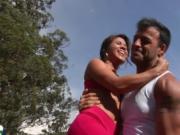 Watch stunning fuck of Brazilian slut