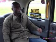 Cab Driver Carmel Anderson Sucks Big Cock Of Client