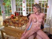 Two teen amateur Gobble On The Pussy Not The Pie