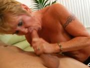 Fancy mature fucked from behind