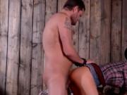 BDSM of neat babe enjoying all fetish things