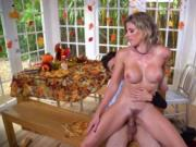 Mistress milf Gobble On The Pussy Not The Pie