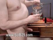BDSM sex in analland with slut fucked seductively