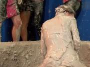 Female bondage messy sex