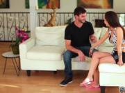 Papa teen and couple going at it first time 2 Dollars A