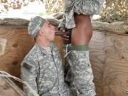 Gay man soldier nude movie and big army men fucking hot