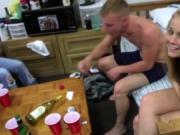 Wild college suckfest