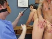 Flirty nympho is taken in anal asylum for harsh therapy