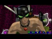 Muscular mask hentai gay hardcore