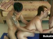 Cum Crazy Wrestlers free gay porn 3 by BukakkeBoy