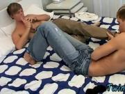 Twink video Cummy Foot Rub For Hot Boys