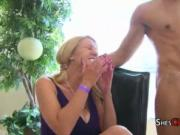 WhipCream Blowjobs For Male Strippers