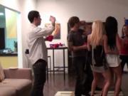 Five teens go wild with lust