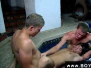Gay twinks Jacob howls with agony and pleasure before s