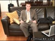 Muscled rc wanking his firm cock 4 by CollegeBF