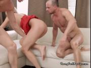 Teen Whore Connie Sparkles Gets Fucked And Cum Sprayed