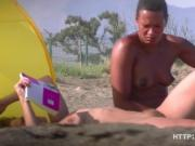 Nudist beach video of really sexy tight bitches being c