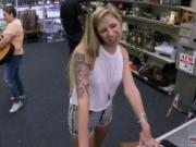 Hardcore red head strapon A stellar blonde dame came st