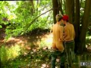 Gay twinks sucking woods movie free Making out leads to