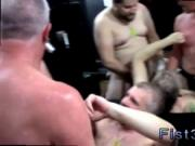 Foot fisting to the ankle and straight male gay Fists a