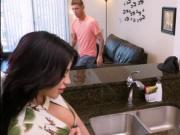 Big ass busty brunette latina cheating wife Kitty Capri