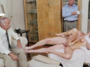 Crazy cumshot and white sock worship Molly Earns Her Ke