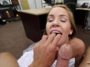 Cumshot while being fucked A bride's revenge!