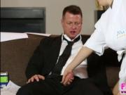 Hot and busty Penny Pax gets fucked by tax man Eric Mas