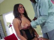 Bethany Benz anal by big black cock
