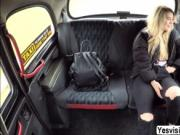 Pretty blonde Misha gets her wet pussy rammed by the ne