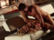 Hardcre blowjob erotica with art babe fucked hard